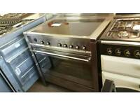 Smeg 90cm induction range cooker unused !!