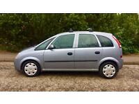 DIESEL Vauxhall Meriva, Just 74000 MILES, ONE YEARS MOT Very clean