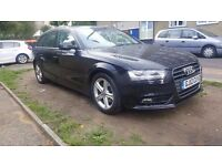 Audi a4 teckna tdi one company owner full audi history leather navigation sensor blutooth clean car