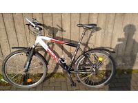 Orbea Evasion Men Mountain bike (Black, Red, White)