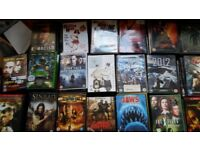 Massive collection of dvds