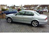 Jaguar xtype 07 plate