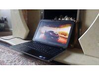 Super FAST 15.6 inch HD Wide Screen laptop, i5 2.5GHz, 8GB DDR3 RAM, 60GB SSD, Photoshop CS6, Win 10
