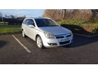 Vauxhall Astra / 12 Months M.O.T / 1.9 Diesel / Half leather seats / Estate / Top of the Range