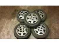 Nissan Primera E-gt alloy wheels