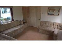 Central Lounge Caravan for sale in Hunstanton Norfolk nr cromer, wells not yarmouth, skegness