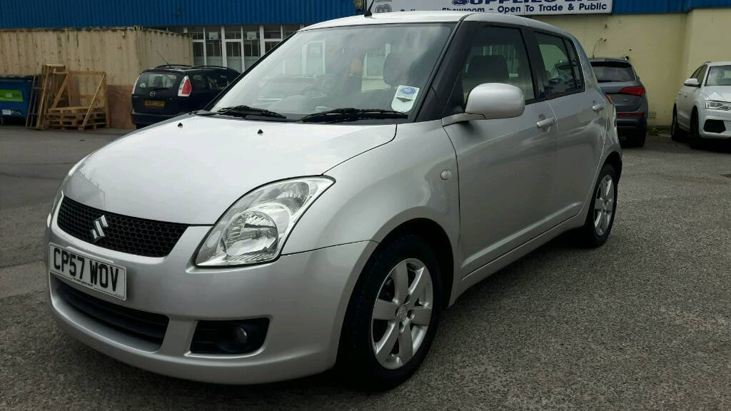 2007 suzuki swift glx 1 5 new mot in kingswood bristol gumtree. Black Bedroom Furniture Sets. Home Design Ideas