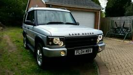 Land Rover Discovery Td5 Low miles