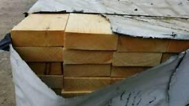 6x2 (50mm x 150mm) Rough Sawn Timber