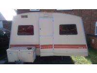 Folding Caravan - 6 Berth Rapido Exportmatic Vintage/Retro