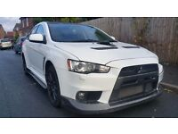 2012/62 MITSUBISHI EVO X FQ360 MANUAL HKS EDITION CARBON PACK PX WELCOME