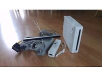 Nintendo Wii bundle console & games
