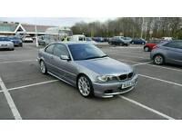 BMW 325 CI (72,000 miles)