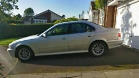 2002 BMW E39 525d Diesel Auto
