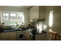 Recently renovated double bedroom for single occupancy.