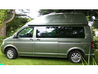 2007 VW Transporter T5 Automatic VW High top Campervan Motorhome Auto TDI Diesel