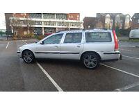 Volvo V70 D5 manual 115k miles p/x deal nissan patrol , Merc ml , Range rover 4x4 etc