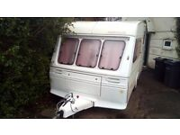 Bargain Fleetwood colchester light weight and 2 berth