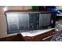 HP Z600 Workstation / QUAD CORE / 8 THREADS / HD6770 / 650W PSU