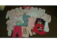 6-9month baby girl bundle