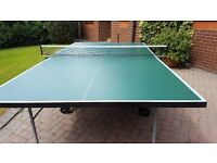 Butterfly Table Tennis Table for indoor and outdoor - RRP £449 - LIKE NEW!