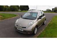 NISSAN MICRA 1.2 VISIA 2009,47000mls,Electric Windows,Central Locking,Service History,Very Clean