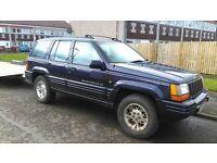 Jeep Grand Cherokee 2.5TD
