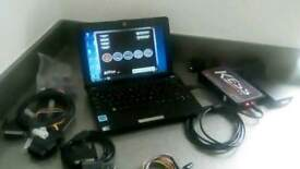 Full remapping kit including netbook and remapping interface and all software