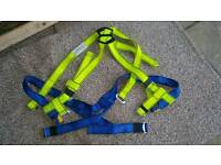 Safety Harness with 2 Lanyards