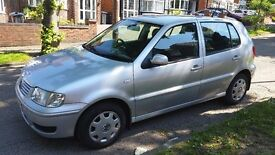 2001 Volkswagen Polo 1.4 Match Full VW Service History 12 Months MOT £395