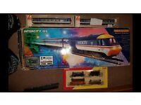 trains Bachmann hornby 00 gauge model railway