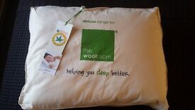 'The Wool Room' Wool Mattress Protector, King Size, BRAND NEW UNUSED - Current RRP £94
