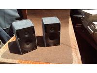 Genelec 1029a - Active studio reference monitors