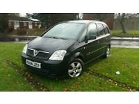 Vauxhall meriva automatic 12 months Mot hpi clear excellent drive