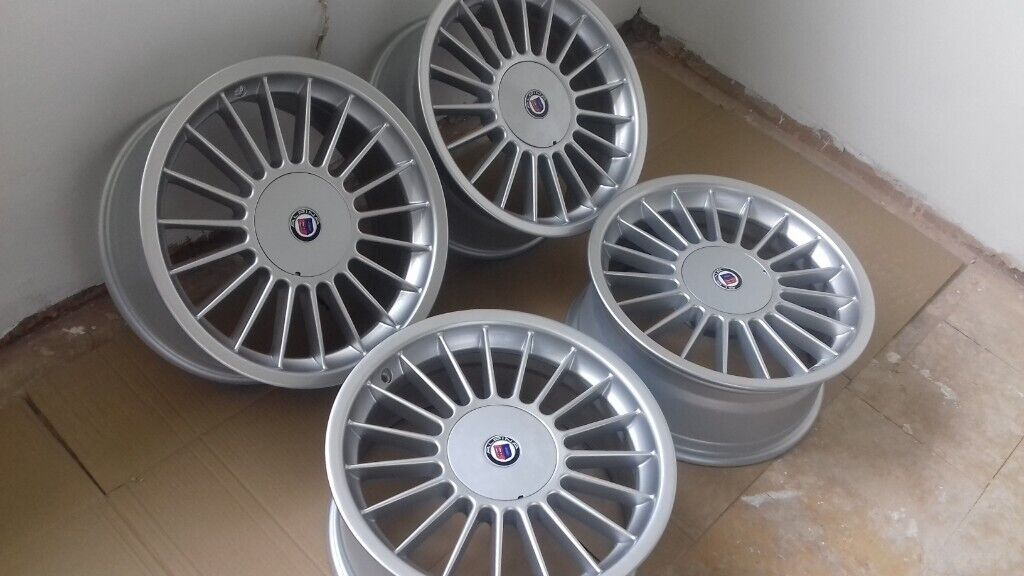 E39 Bmw 5 Series 523i Se Alpina Alloy Wheels 17 Inches In Sandwell West Midlands Gumtree