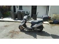 v clic 50 EVP scooter