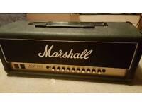 Marshall JCM900 100w hi gain dual reverb valve amp