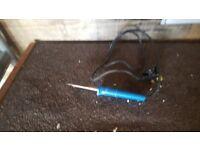 Solder iron stick