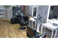 Hair and beauty salon for rent