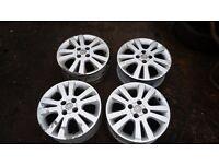 "Vauxhall 16"" SXI Alloy Wheels - Corsa C, D, Astra, Combo Van, Agila etc"