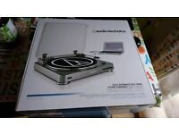 Audio-technica AT-LP60-USB USB Turntable - Brand New In Box
