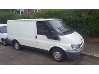 2004 Ford Transit T280 - Great Runner Drive Away - Needs Welding - Spares Repair