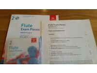 FLUTE GRADE 2 EXAM BOOK ABRSM WITH CD AND PIANO ACCOMPANIMENT