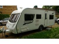 Coachman Wanderer Lux 19/6 6-Berth 2011 Touring Caravan