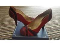Brand new Ruby shoo heels size 41