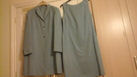 Shift Dress and 3/4 length Jacket size 16
