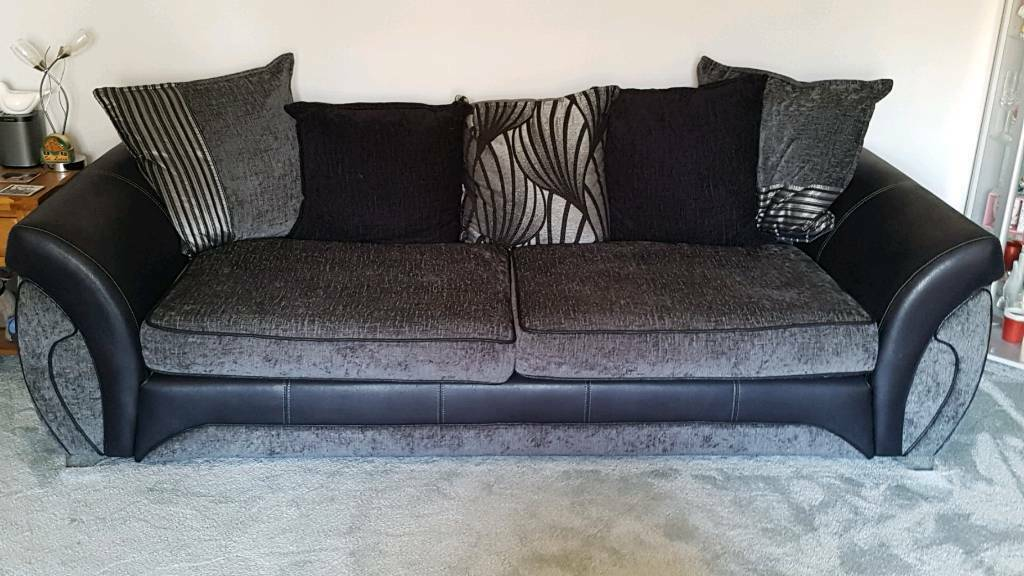 Dfs Clara Sofa Set 1x 4 Seater 3 Willing To