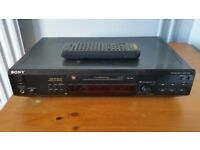Sony Minidisc Player/Recorder. MDS 520.
