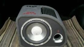 Bass box speaker