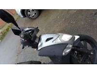 125cc 13plate scooter for sale as only gets used once a week